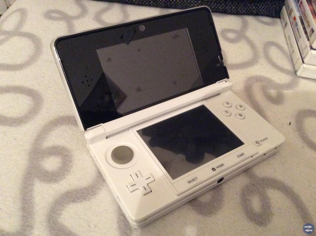 Nintendo 3DS Med 7 Spel
