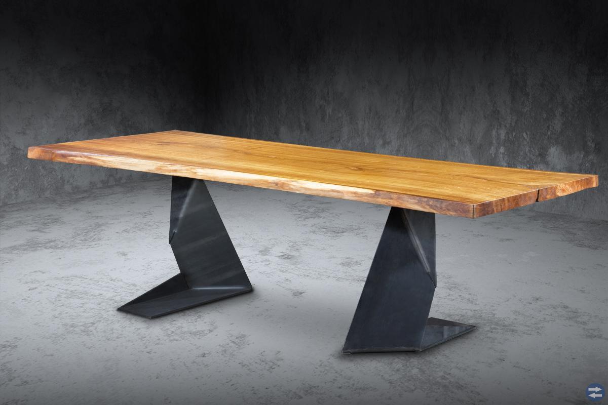 Ett skrivbord