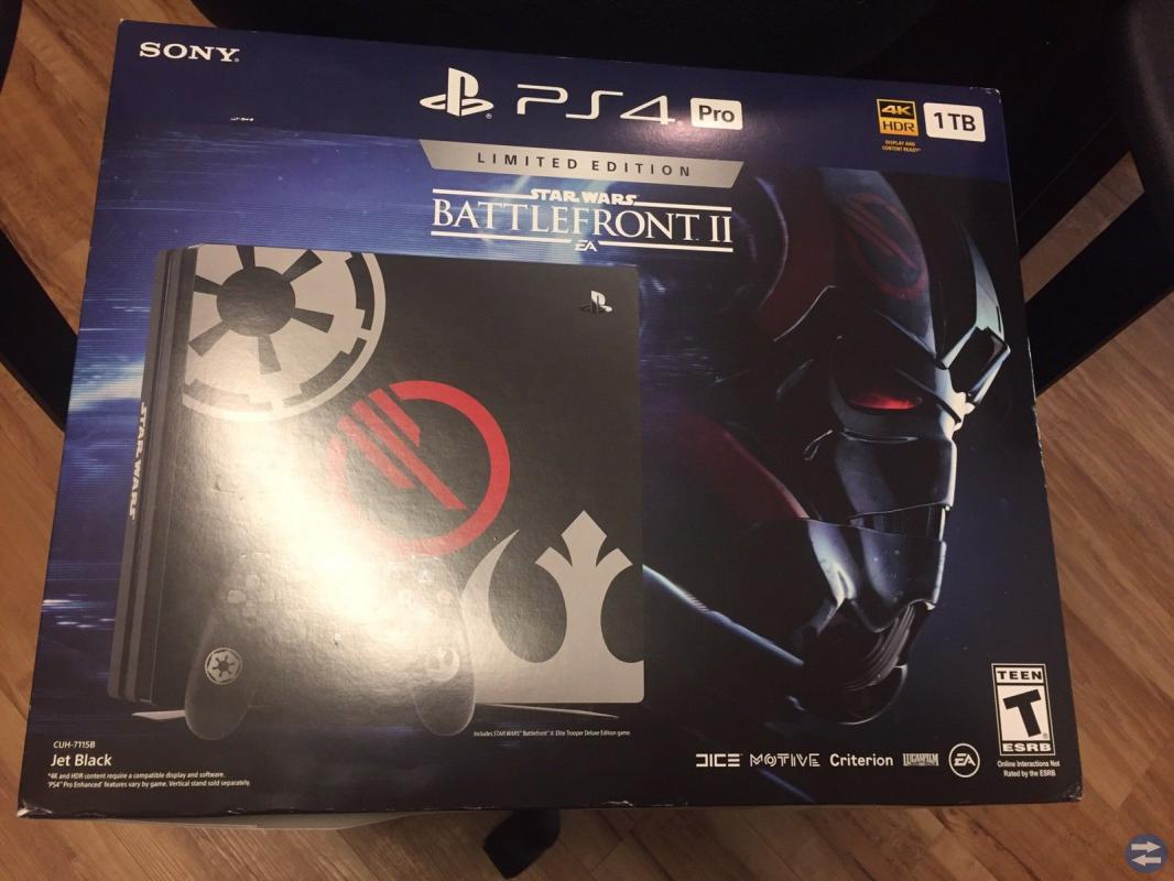 Sony Playstation 4 Pro+PSVR Bundle+4 GAMES