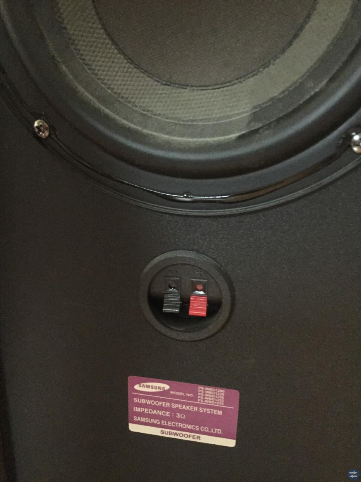 Bio Ljudsystem och Blue Ray Disc Exklusiv  Samsung