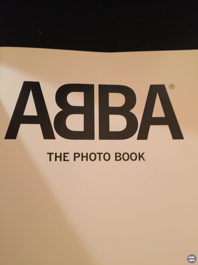 ABBA photobook