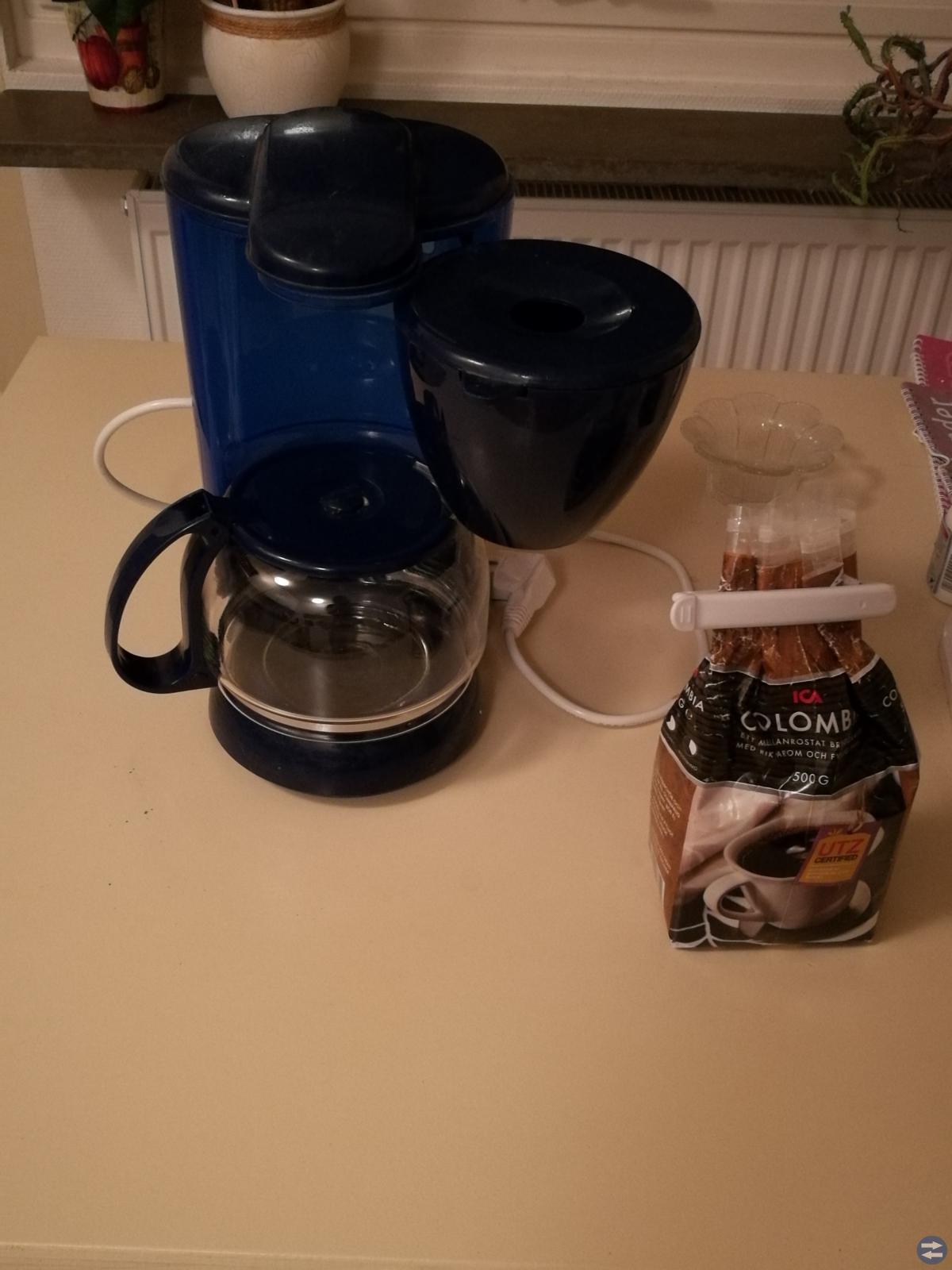 Fasett Kaffebryggare
