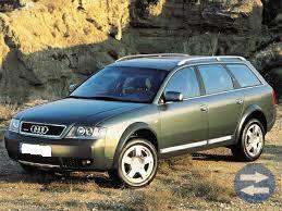 Audi a6 allroad. Dragkrok , Luftbälg fram
