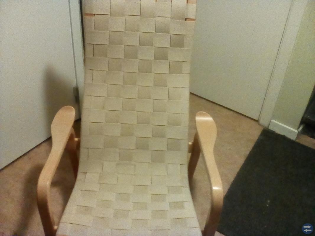 2 Yngve Ekström stolar