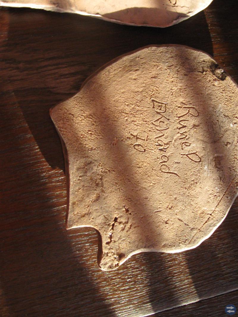 Keramiktavlor av Rune P Ekshärad