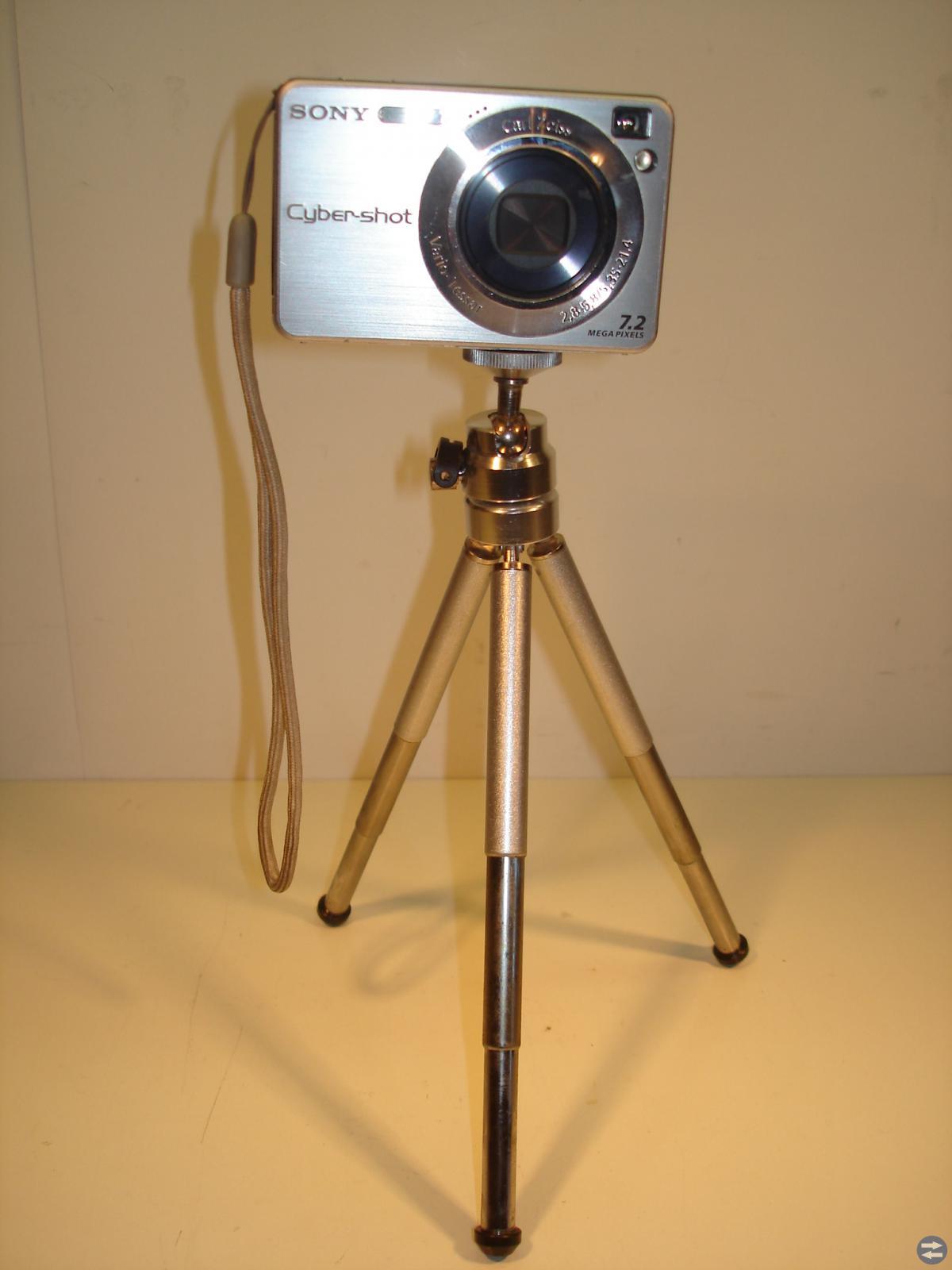 Mini kamerastativ