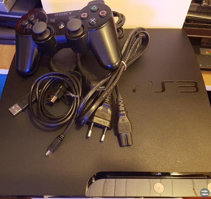 Playstation 3 flashad