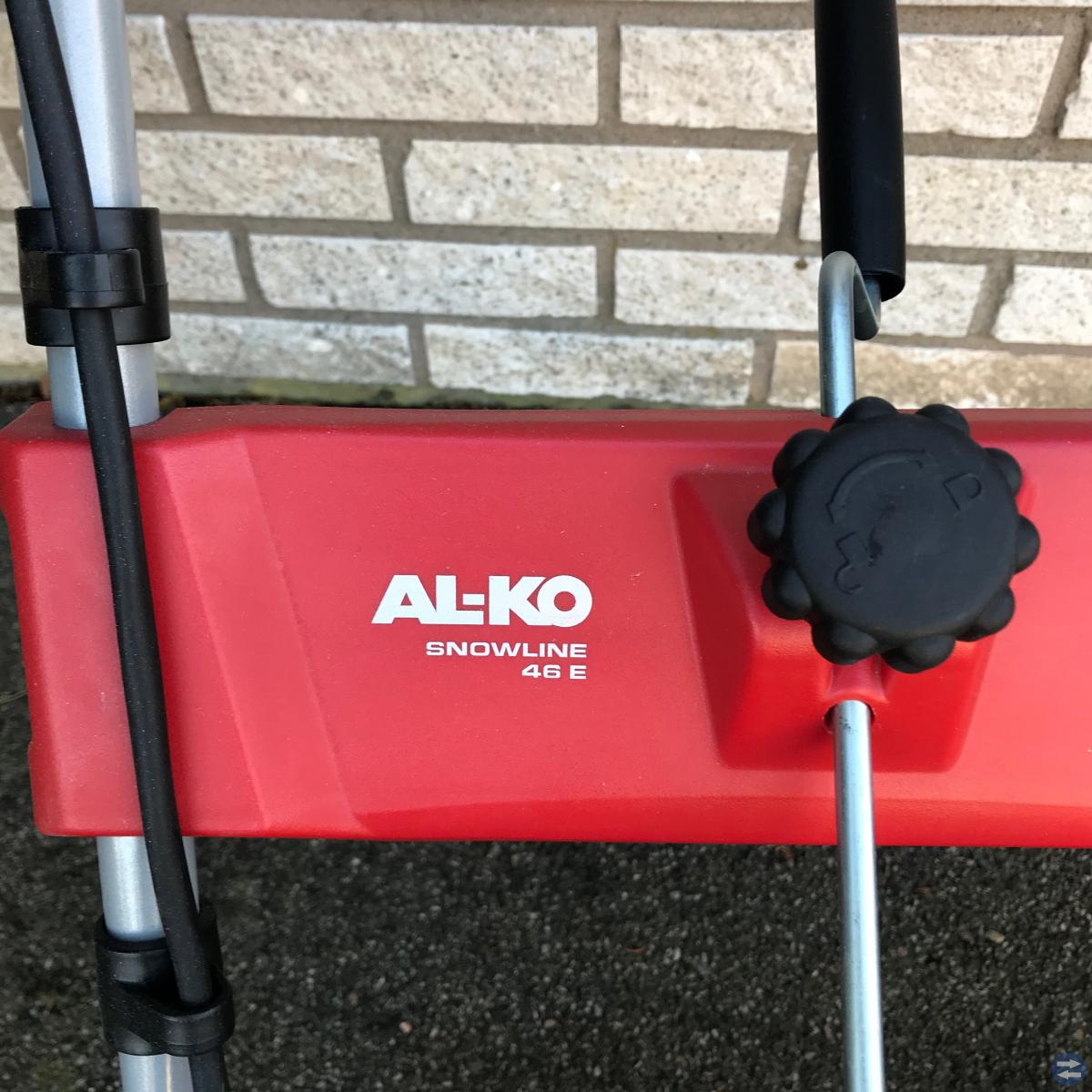 Elektrisk snöslunga AL-KO Snowline 46 E