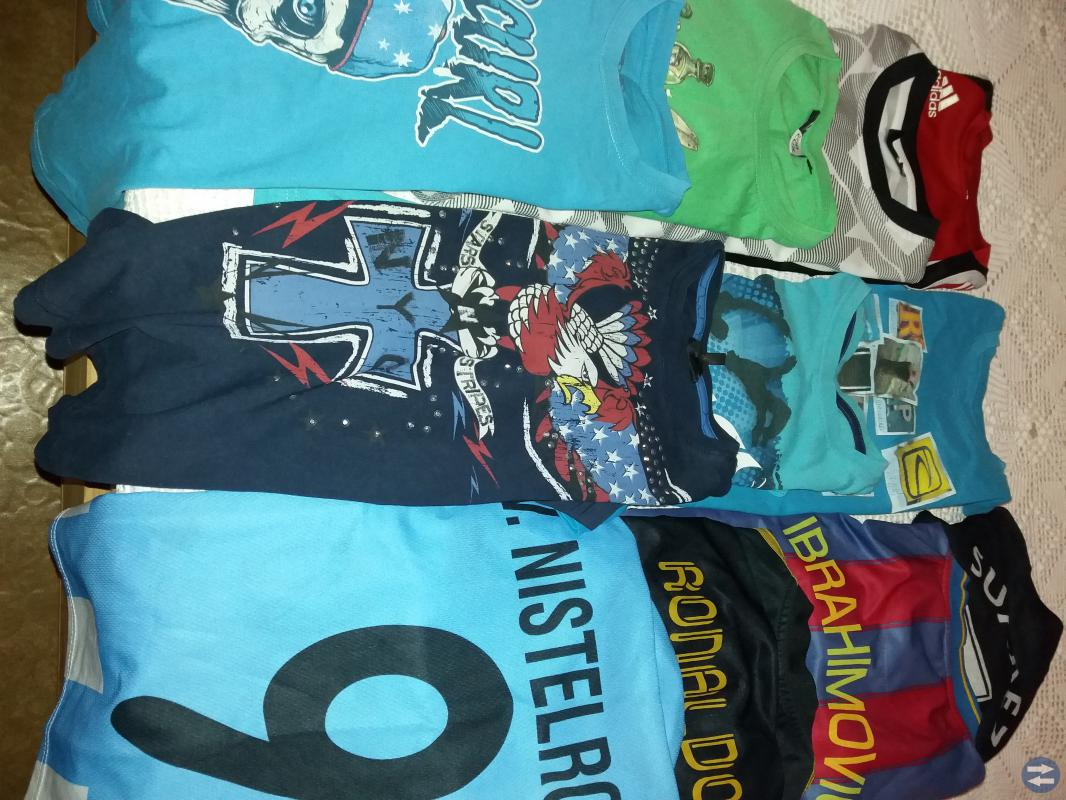 Pojk kläder stl. 134-146