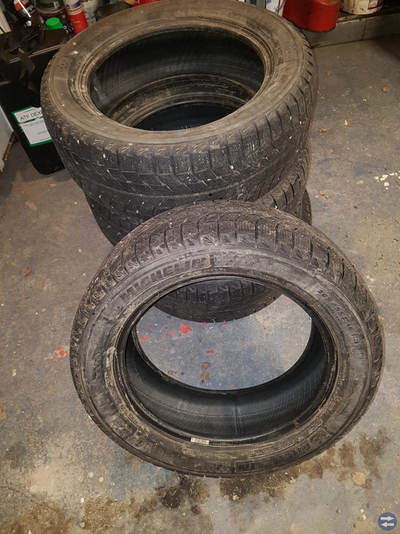 Kompletta hul till V40,dubbfria lösa däck