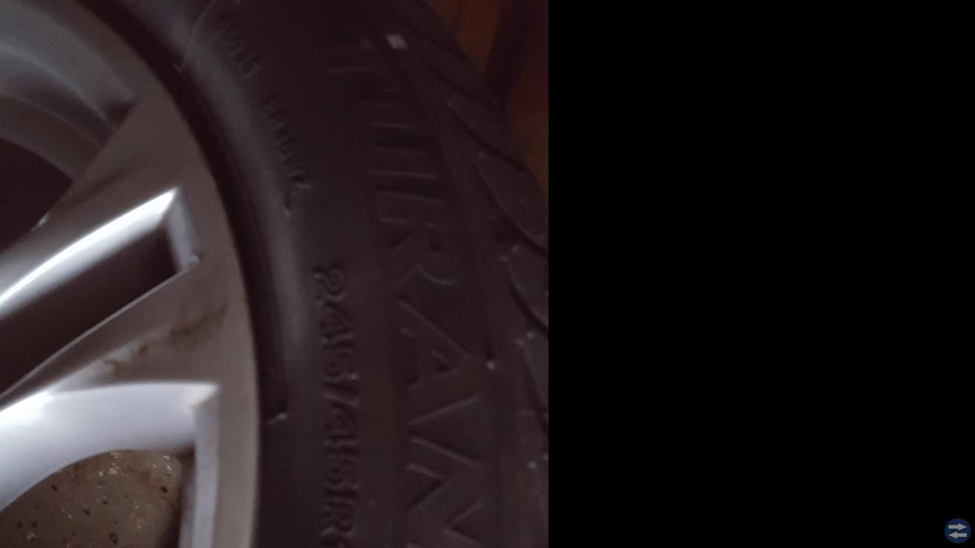 BMW-5 sommardäck