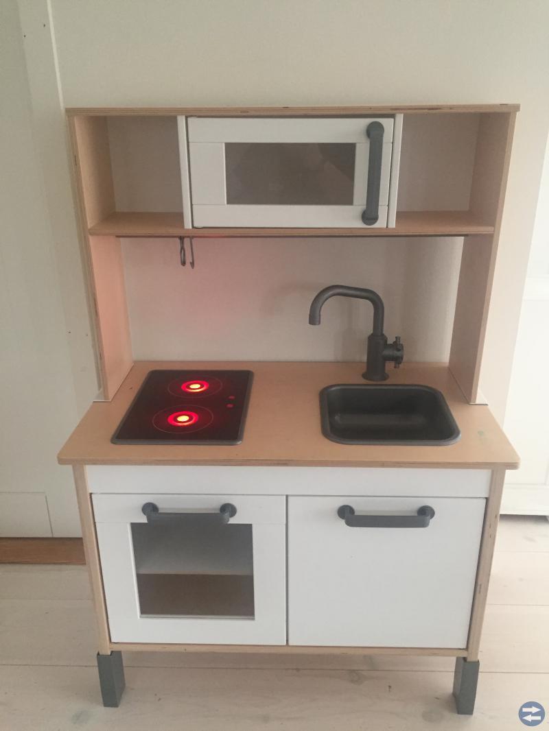 Ikea lekkök samt bänk med förvaring
