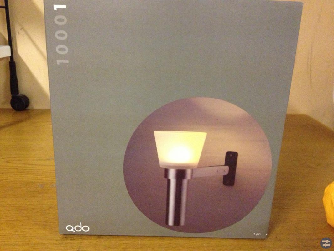 Oljelampa modell 10001 från qdo