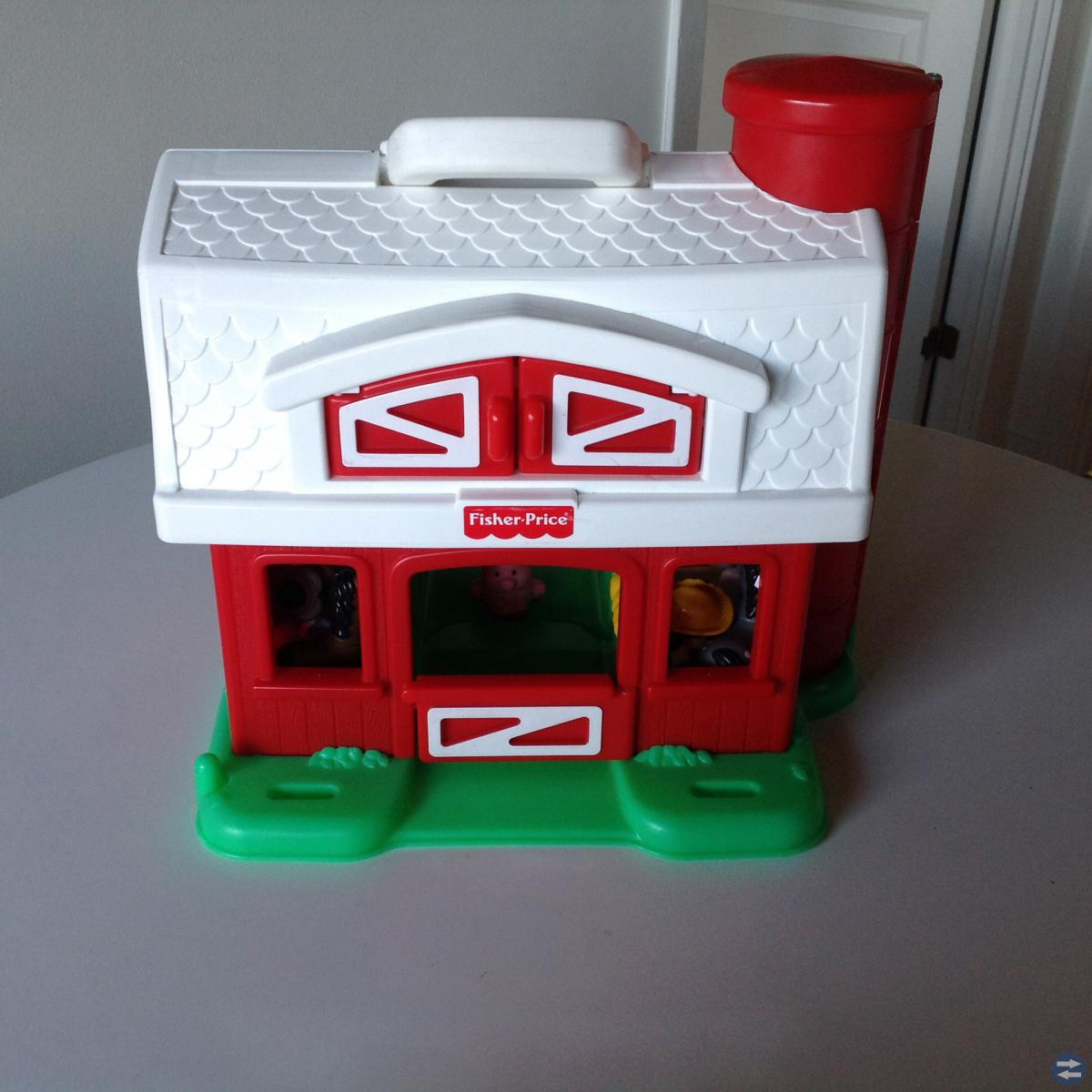 Bondgård Fisher Price