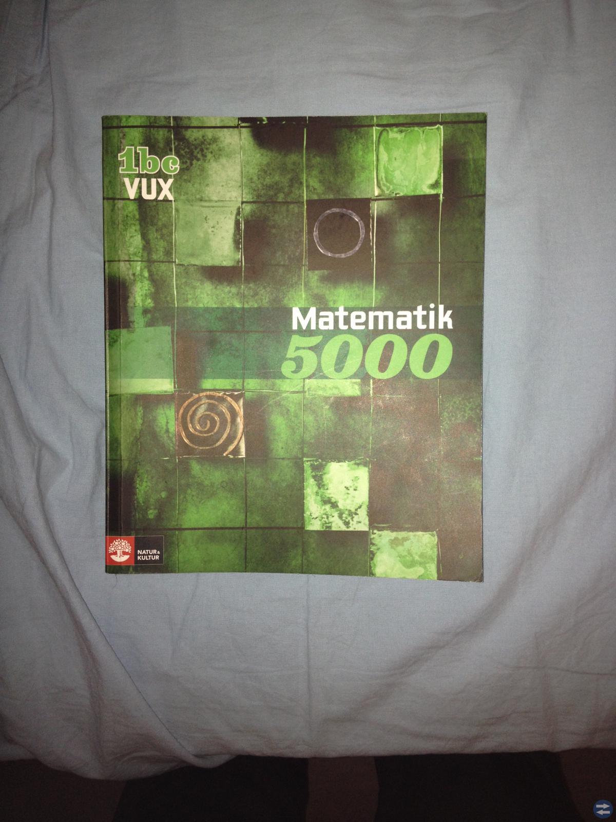 Matematik 1bc och två engelska noveller