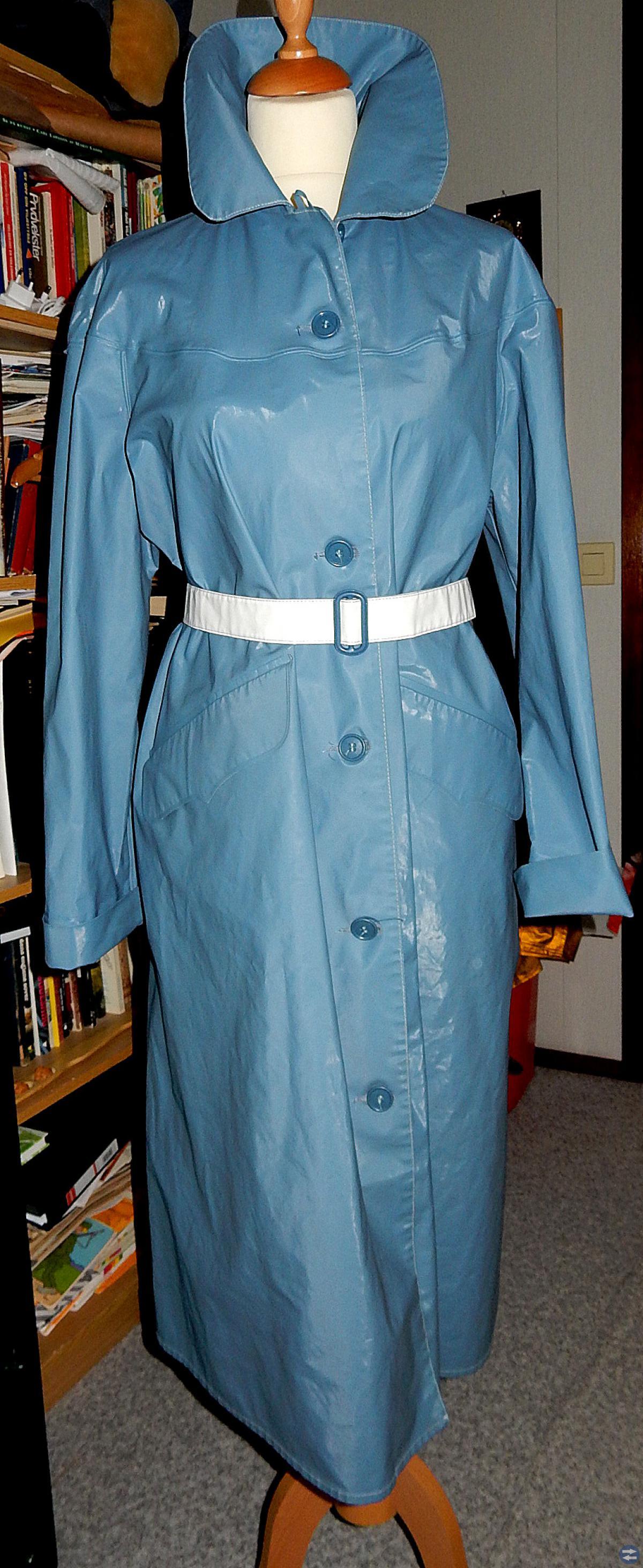 Helly Hansen regnskläder från 1970 eller äldre