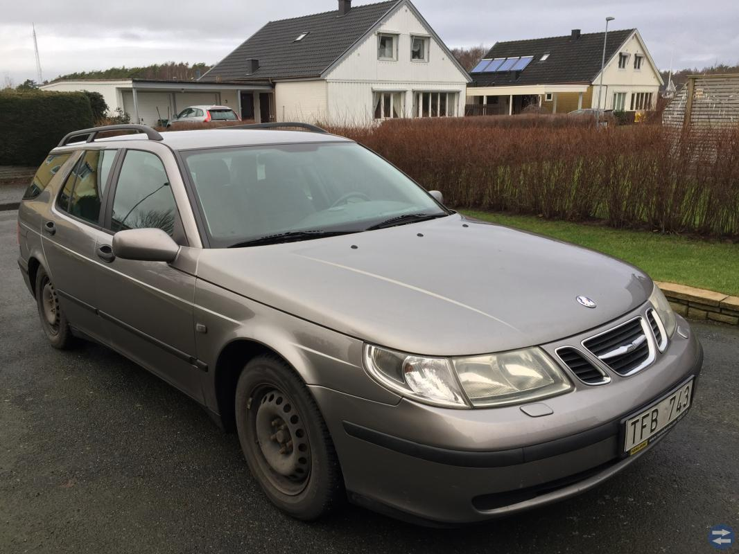 Saab 95  lineär Sportcom
