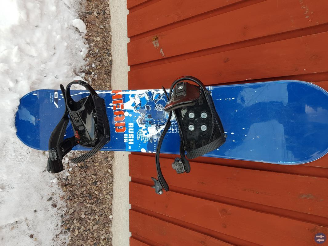 Snowbord   skor