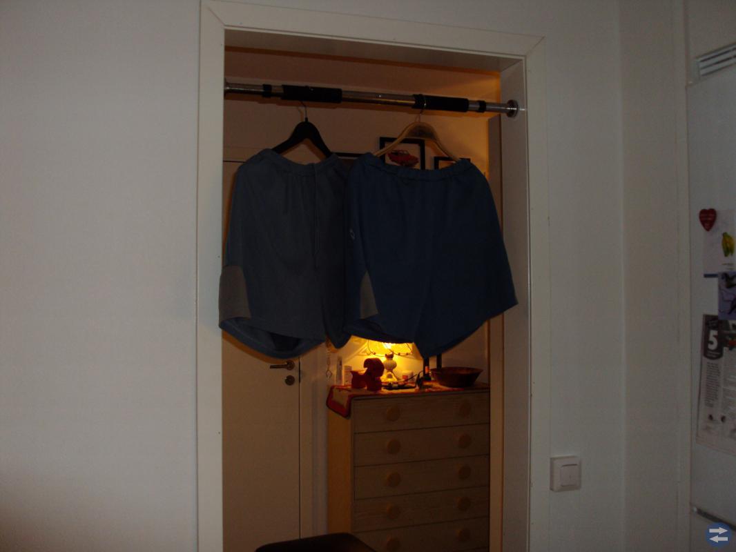 KVV  shorts storlek xl 200 kr