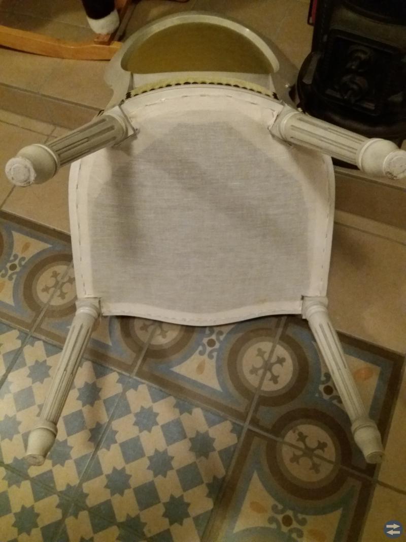 6 st Gustavianska stolar