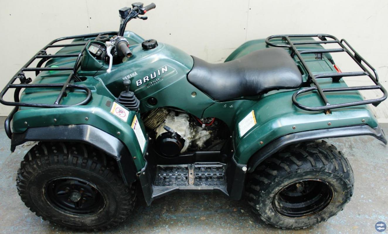 Yamaha Quad 2005 4x4 ATV Offroad