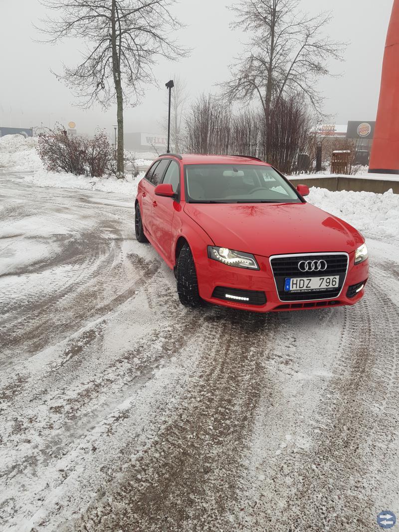 Audi A4 2,0 Tdi Proline Automat -09 ÄVEN BYTE