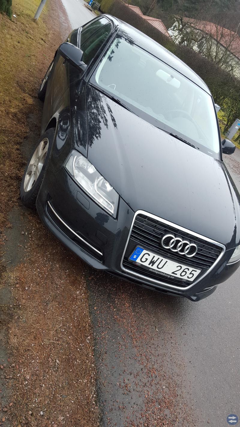 Audi a3 1.6 TDI 2011 Sportback 8250mil