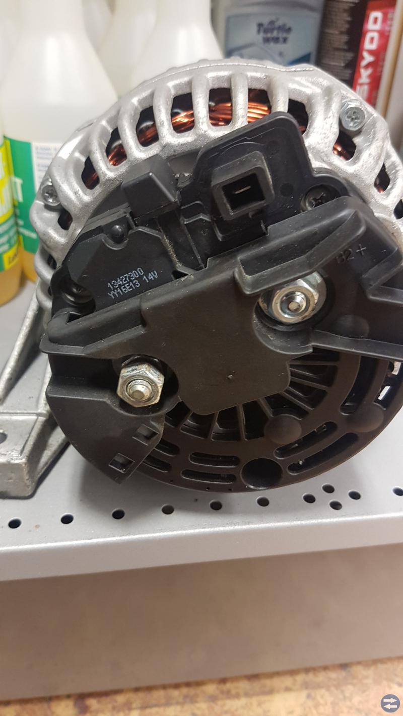 Generator till volvo s-v 70
