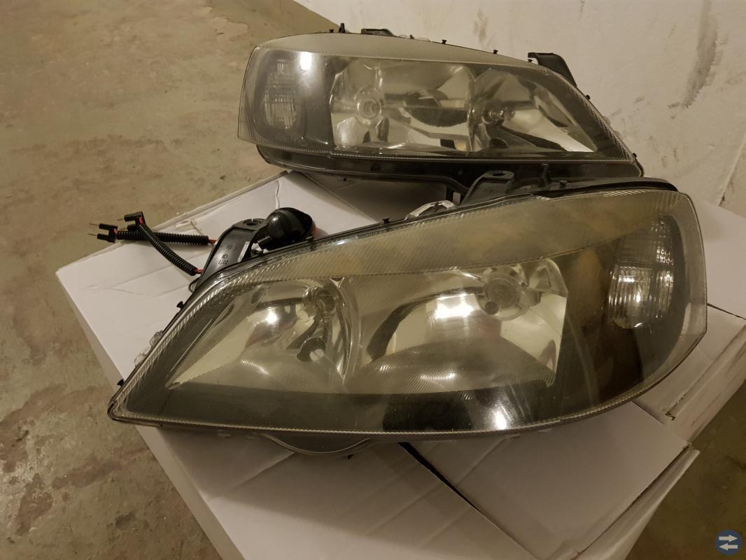 Reflektor till Opel Astra 2st