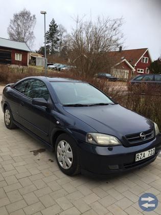 Opel Astra Bertone 2.2 (147 hk), -01