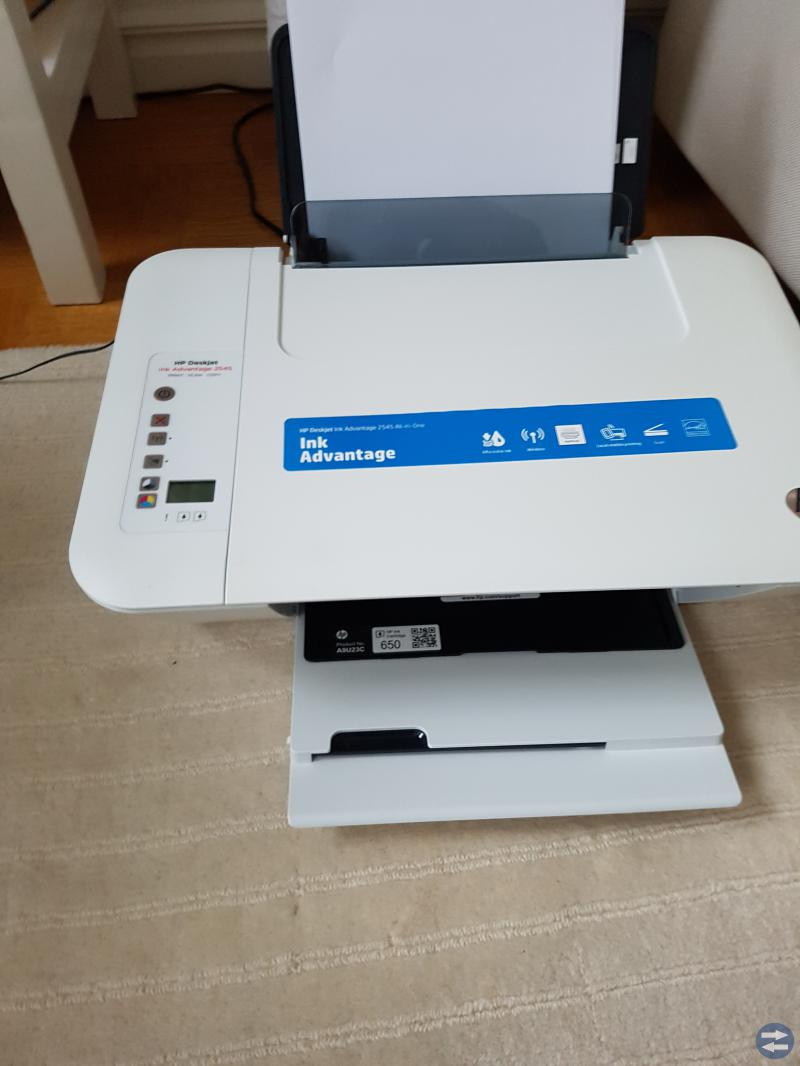 Skrivare/kopiator HP Deskjet Ink Advantage 2540