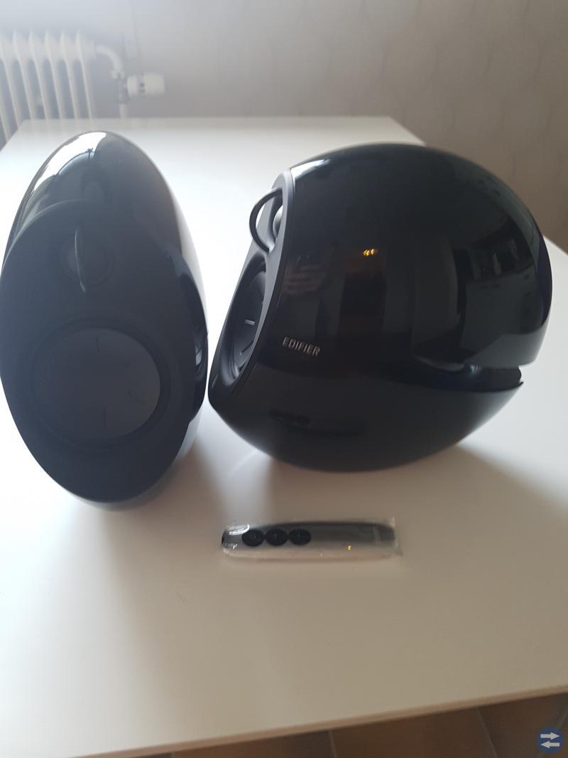 Dator/mobilhögtalare Edifier Luna Eclipse e25