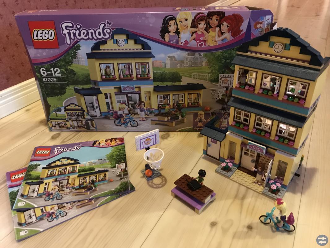Lego Friends, Elves, Ninjago och Belville