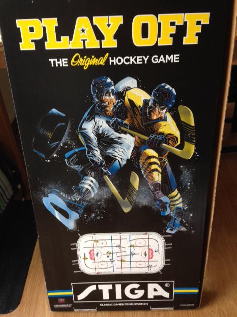 Stiga hockeyspel