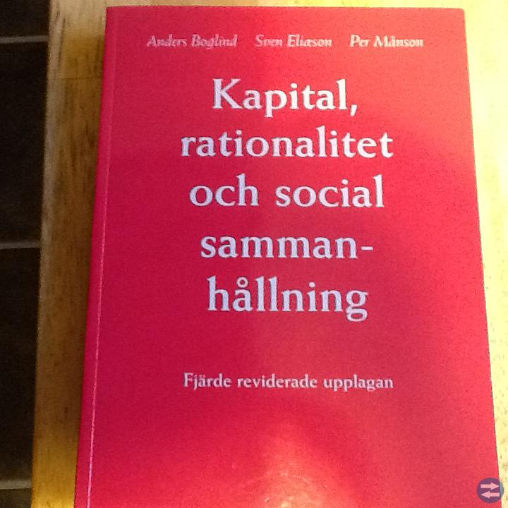 Kurslitteratur i Sociologi