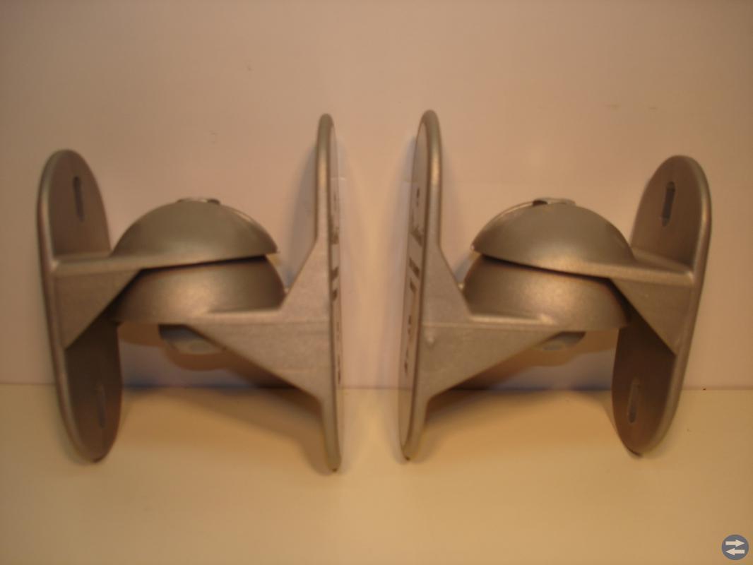 Väggfäste för högtalare