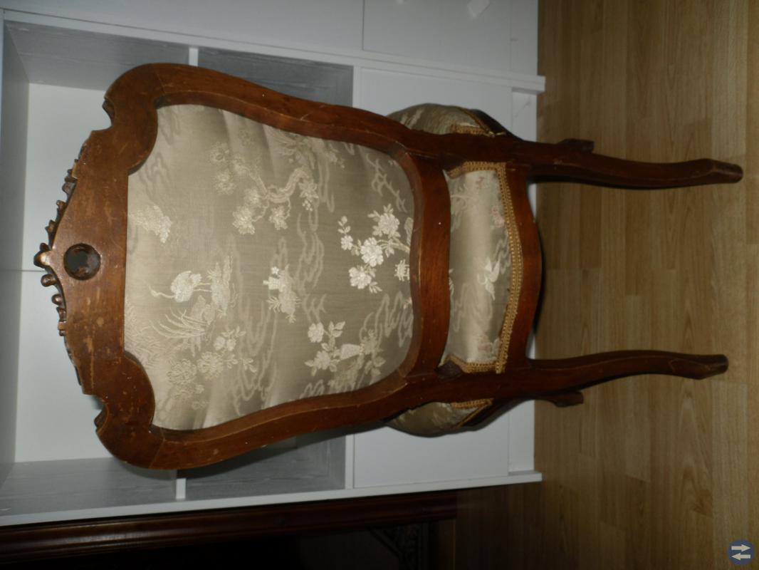 Nyrokoko stolar
