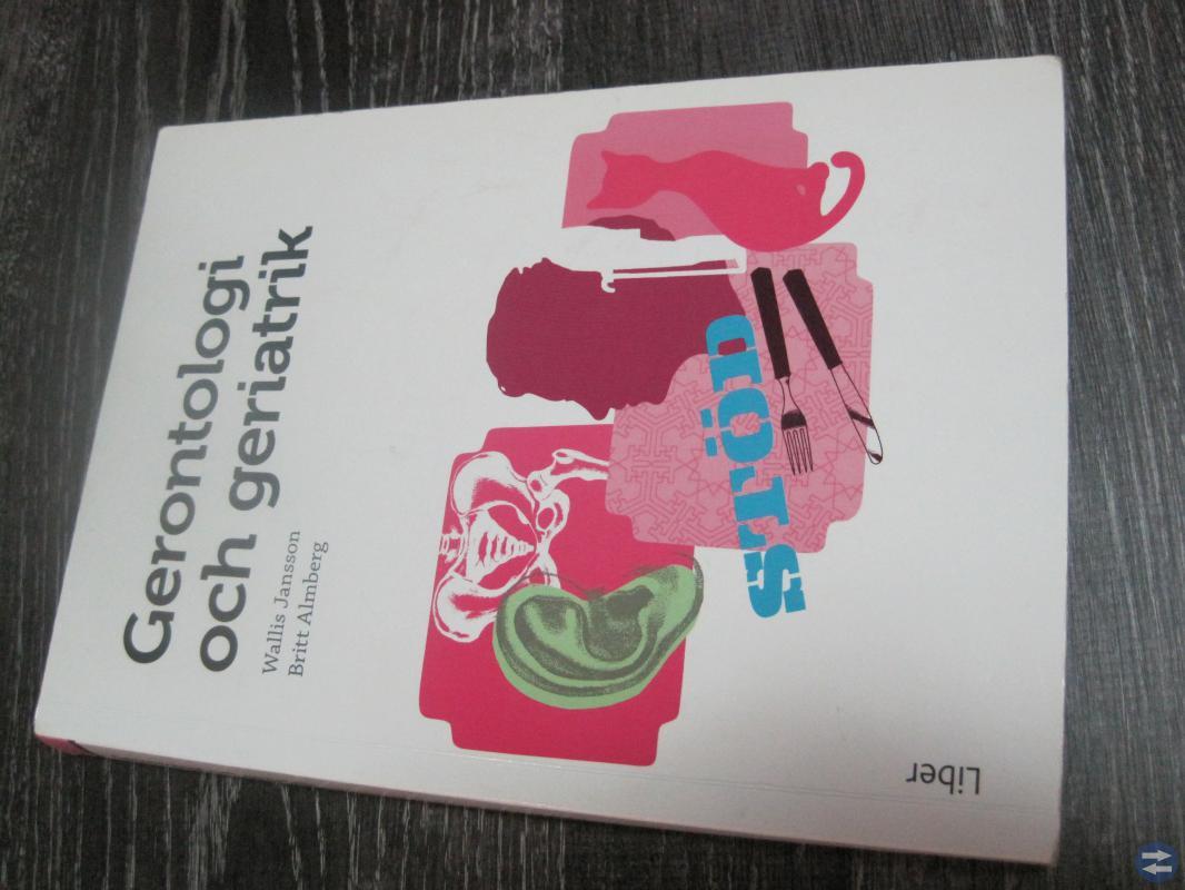 Boken Gerontologi och gerriatrik till USK (Undersk