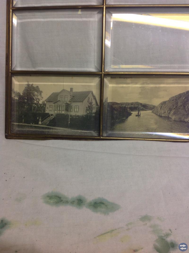 Fönsterdekor / fotoram
