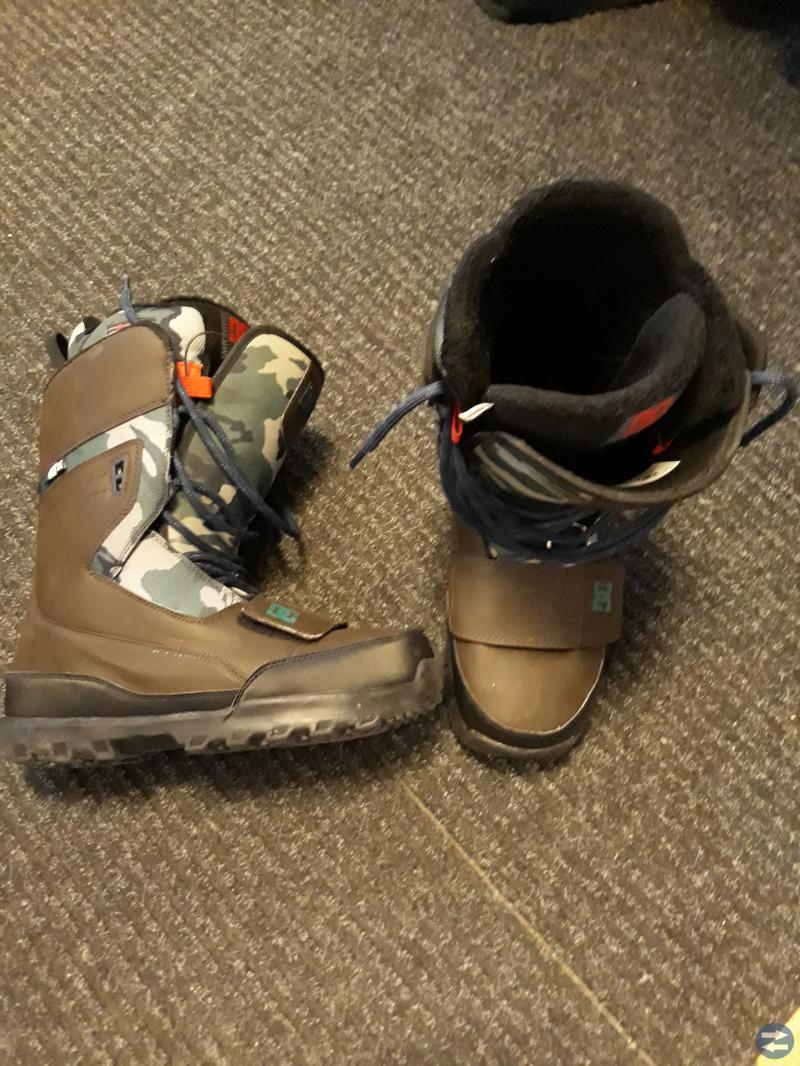 Snowboardboots DC