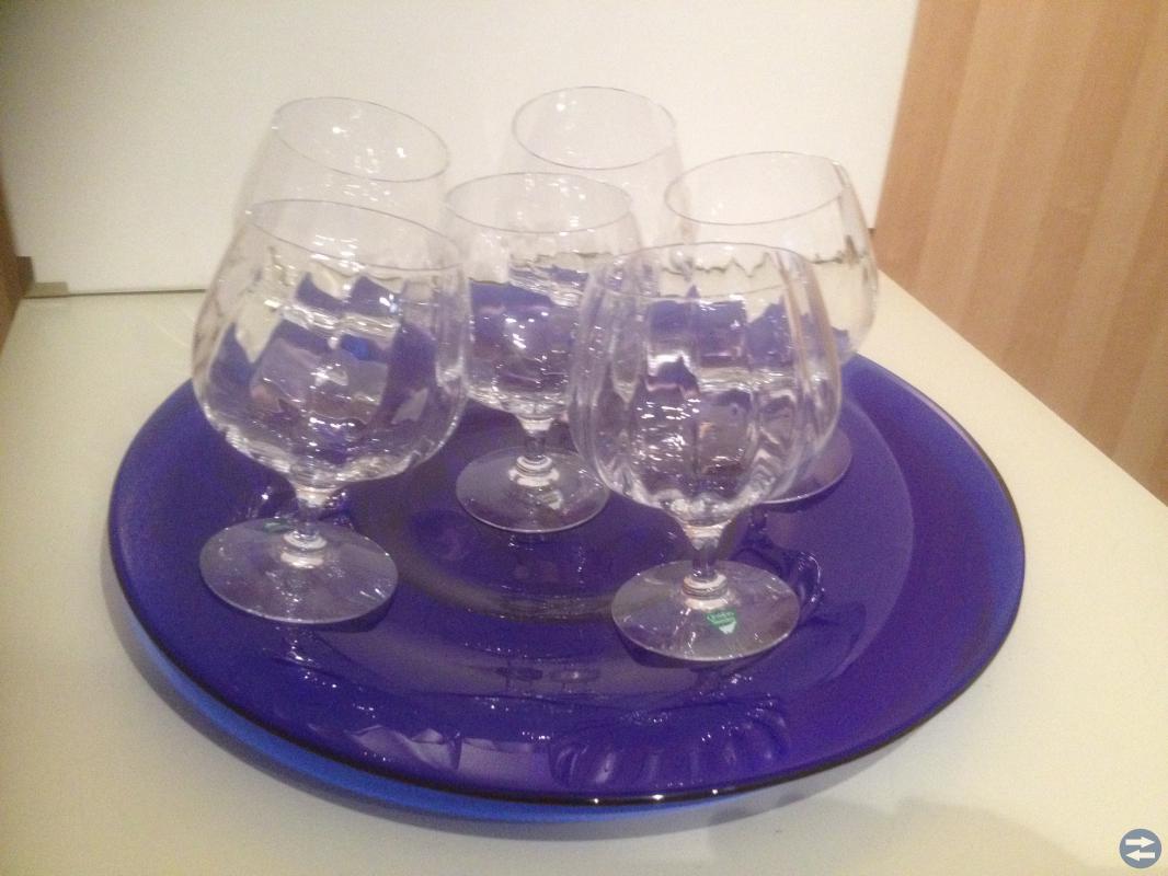 Glas och glasassietter!