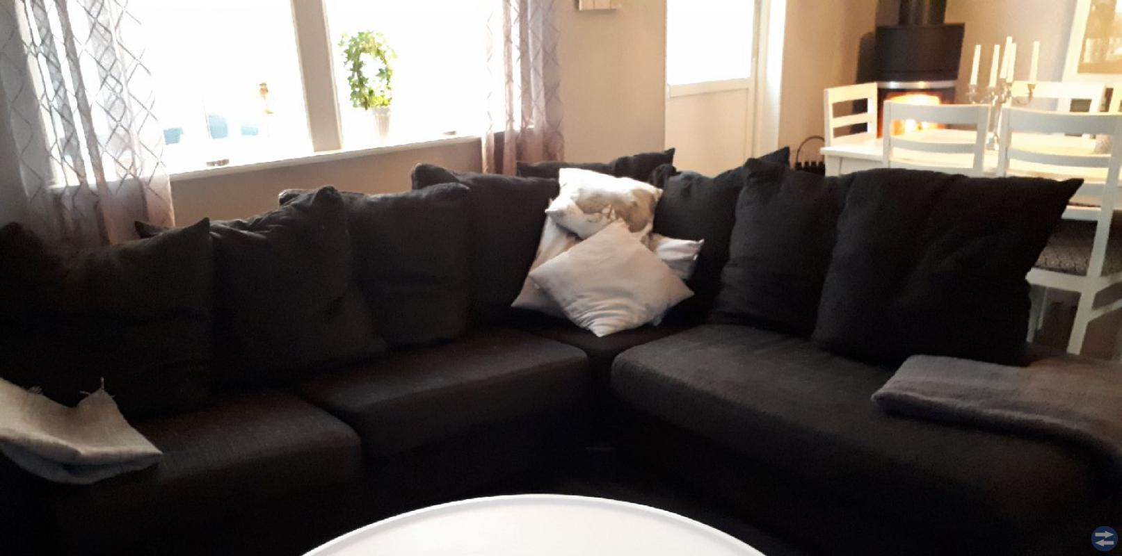 Divan soffa från Mio