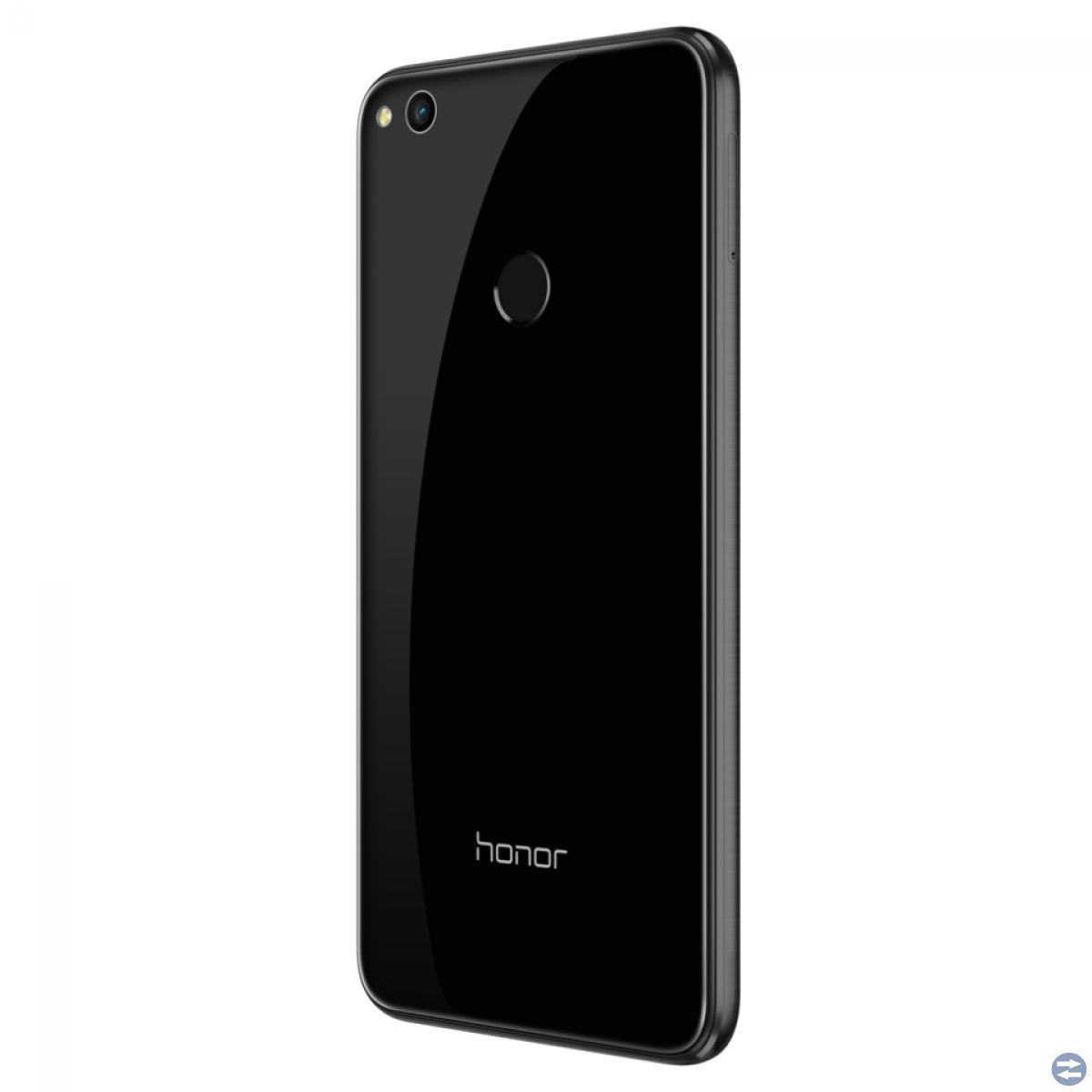 NY Huawei Honor 8 Lite smartphone (svart)