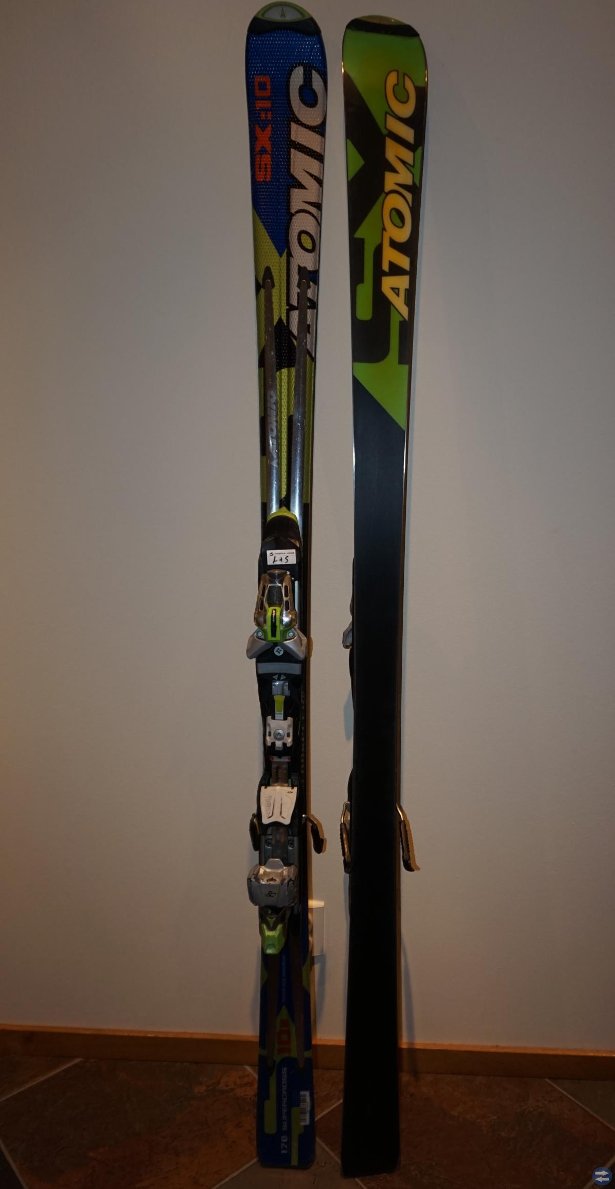 Slalomskidor / Slalompjäxor