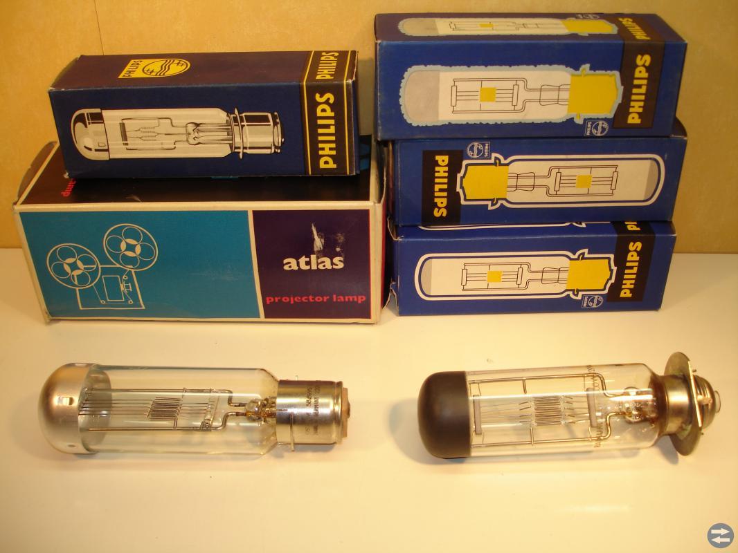 Projektorlampa till äldre projektorer