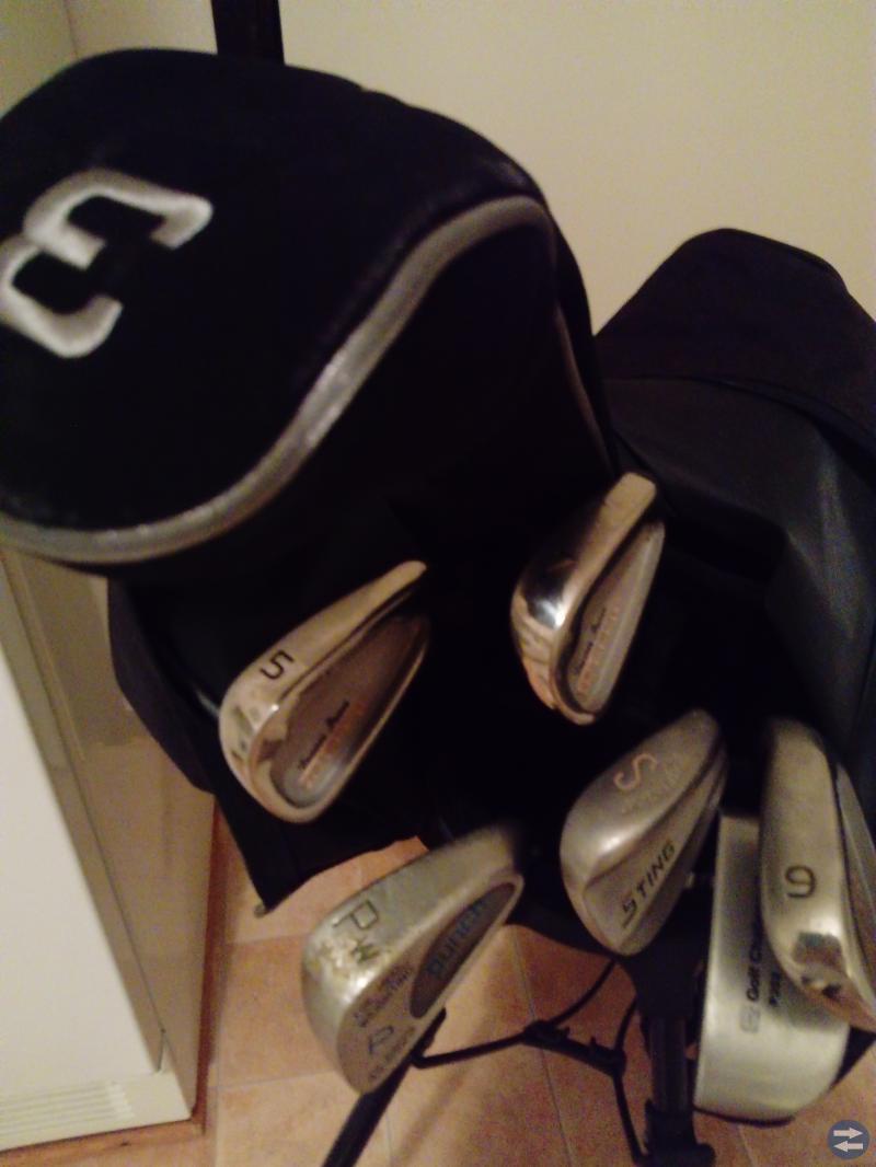 Golfset Herr