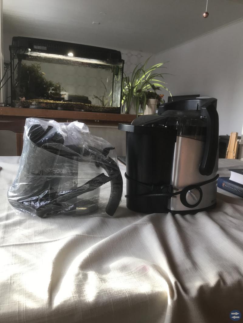 Råsaft centrifug (juice press) från OBH NORDICA