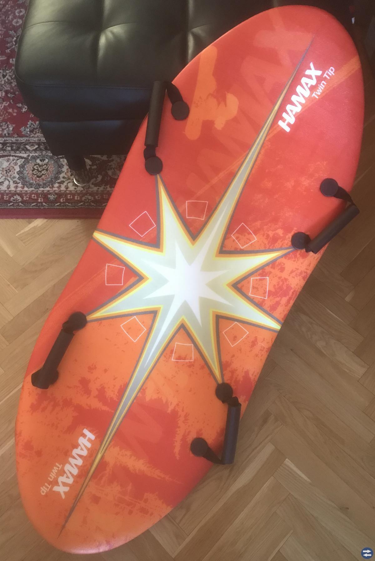 Hamax Twin Tip Surfer Pulka