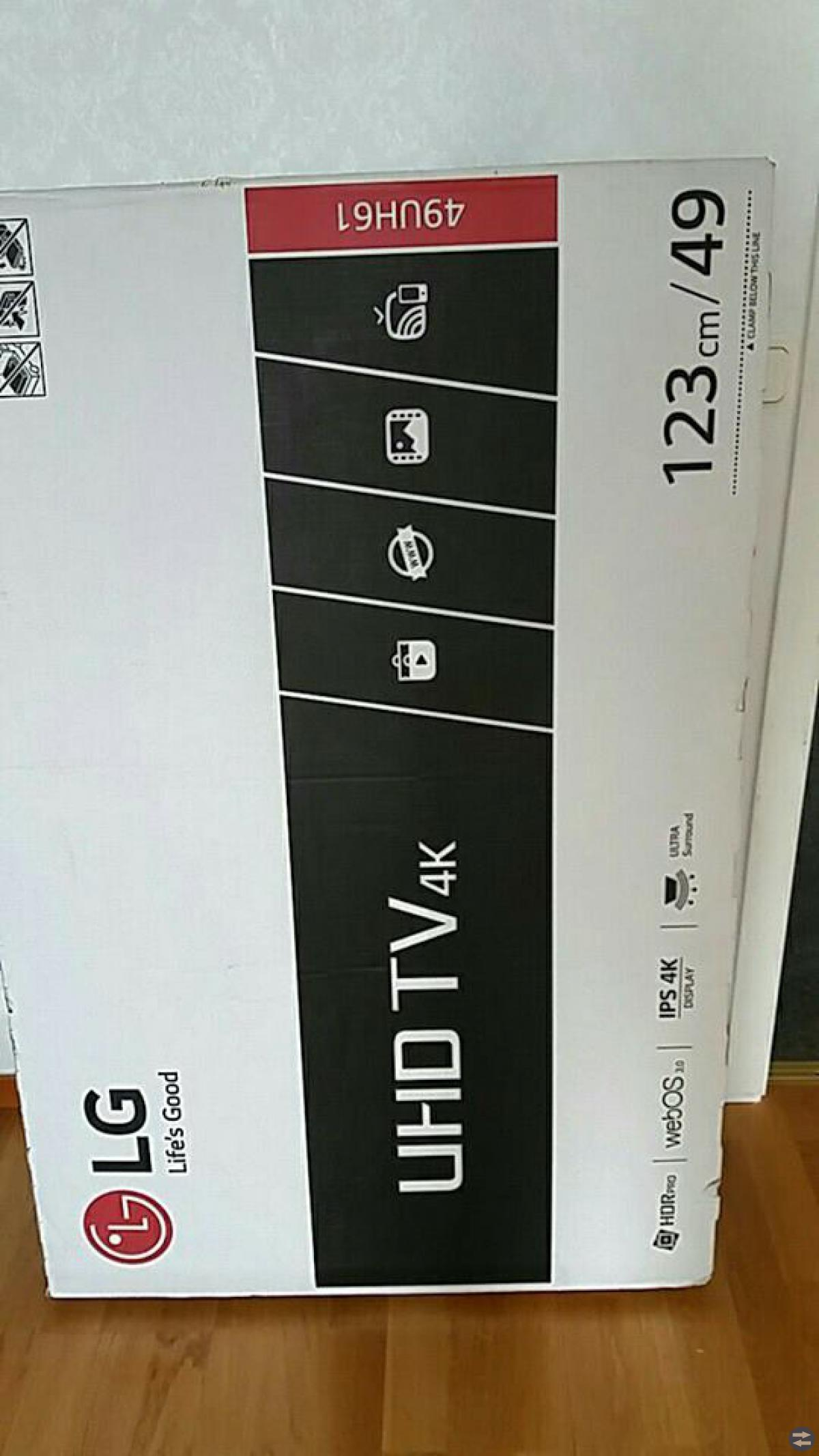 Lg Smart tv 49