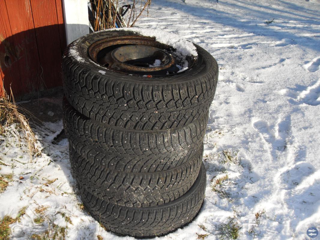 Vinter däck